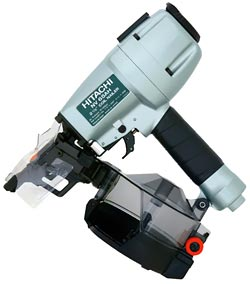 Hitachi Nv65ah2 2 1 2 Inch Coil Nailer Hitachi Nv75an 1