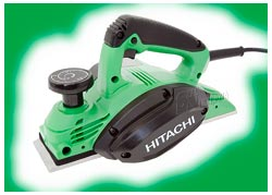 Hitachi P20SB Planer Manual
