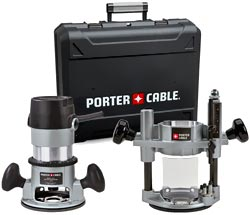 Porter Cable Plunge Router Kit