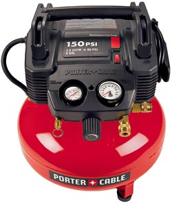 Porter Cable FN250A Driver Not Returning