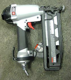 Porter Cable Finish Nailer Manual