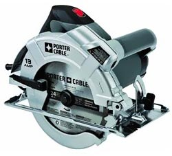 Porter Cable Circular Saw with Laser