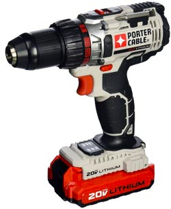 18V Porter Cable Drill Review