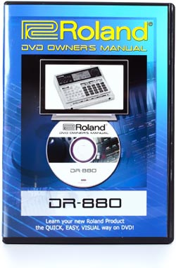 Boss 880 Drum Machine Manual