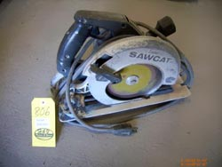 Super Sawcat Circular Saw